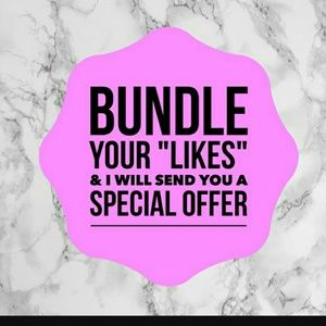 Other - Special prices on bundles!